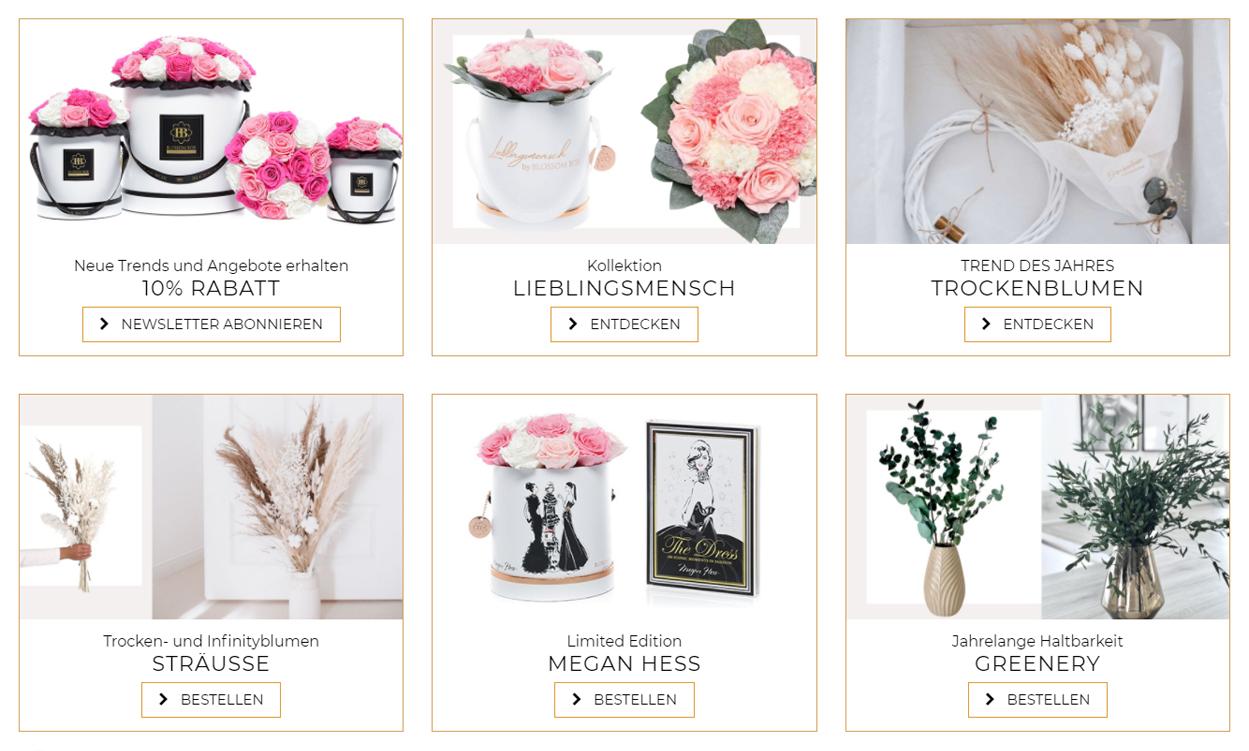 Blossom Box Angebote