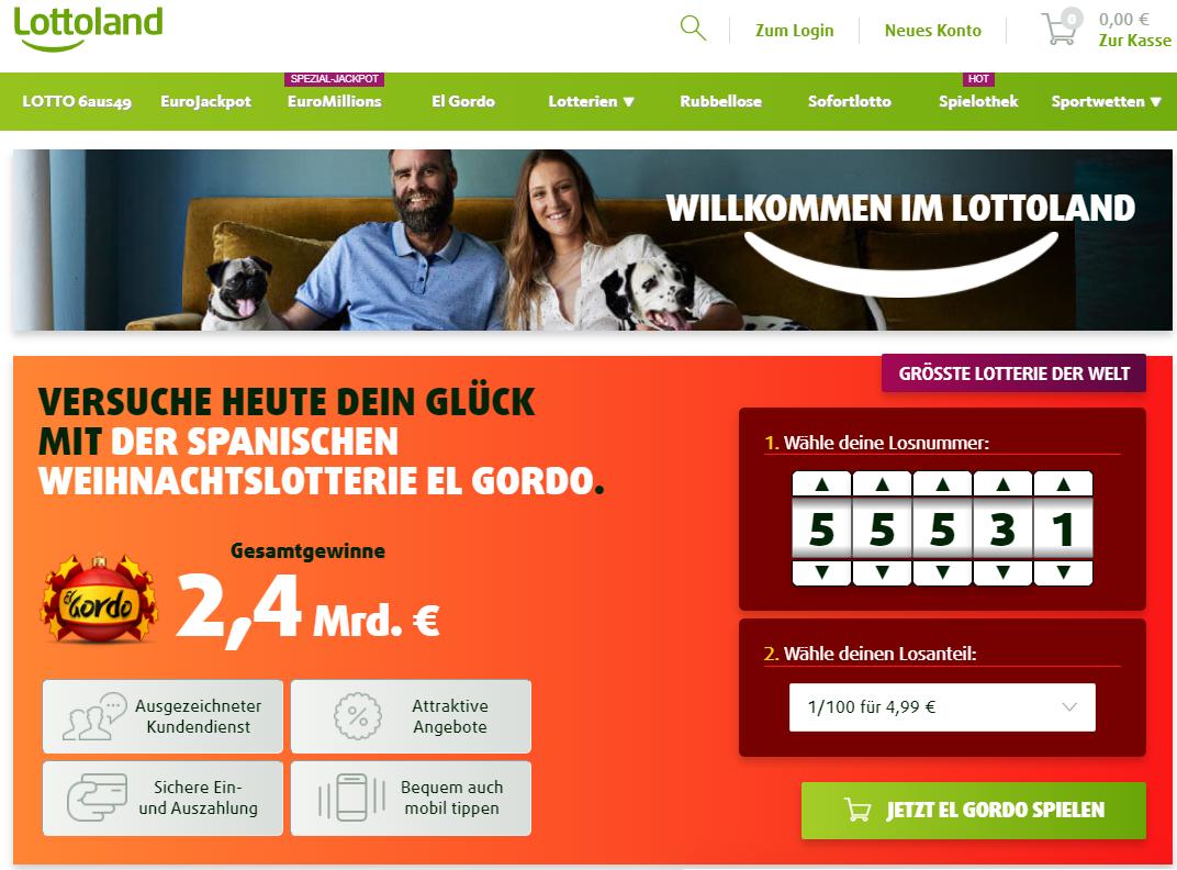 Lottoland Rabattcode Rubbellose