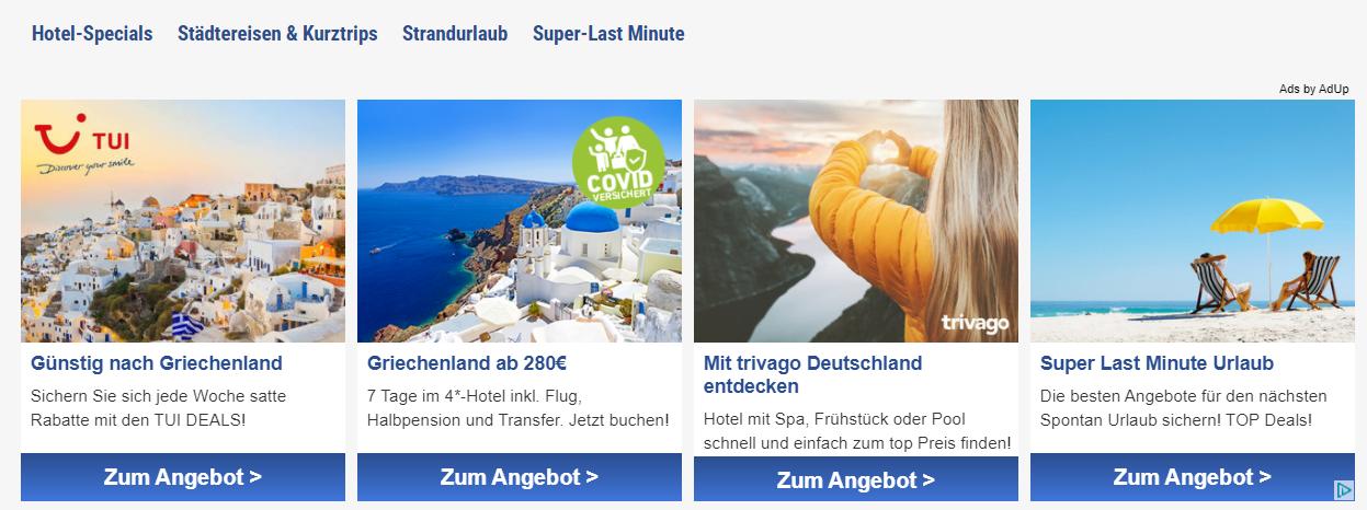 Die Angebote von ab-in-den-urlaub.de